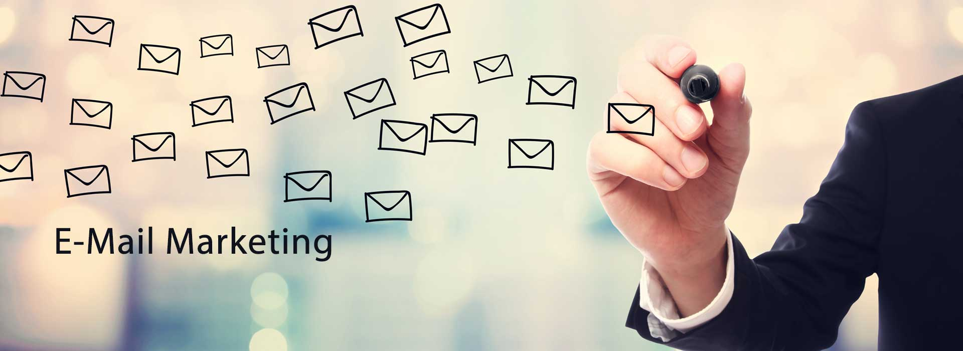 E-Mail-Marketing (Newsletter) - Internet Beratung Spengler - Webmaster und Webdesign Frankfurt Main
